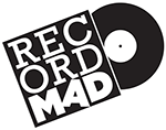 Record Mad Logo